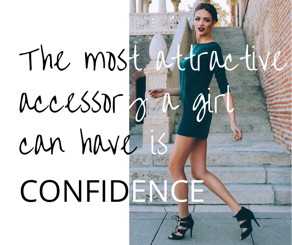 Confidence Quotes For Girls: Quotes Confidence Is Attractive. QuotesGram