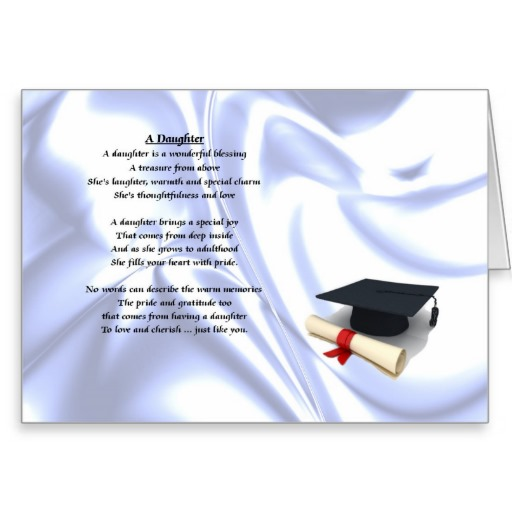 Graduation Quotes For Daughters From Parents. QuotesGram