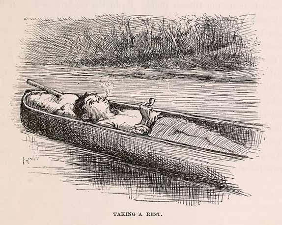 unifying river in huck finn A summary of chapters 4–6 in mark twain's the adventures of huckleberry finn learn exactly what happened in this chapter, scene, or section of the adventures of huckleberry finn and what it means.