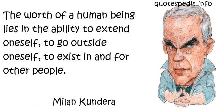Human worth