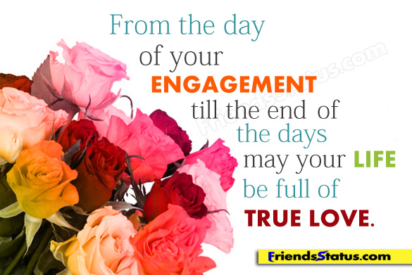 engagement wishes quotes quotesgram