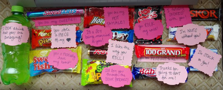 Quotes To Go With Candy Quotesgram