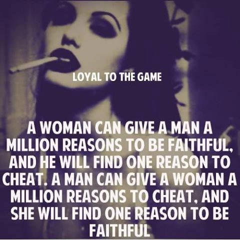 cheating girls quotes