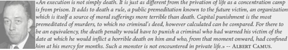 pros on death penalty essay