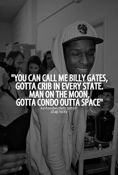 a$ap rocky quotes tumblr - photo #10