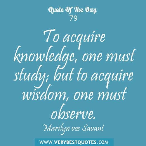 inspirational quotes about knowledge quotesgram