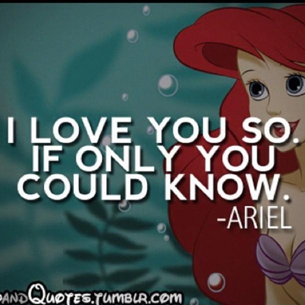 Ariel Quotes. QuotesGram