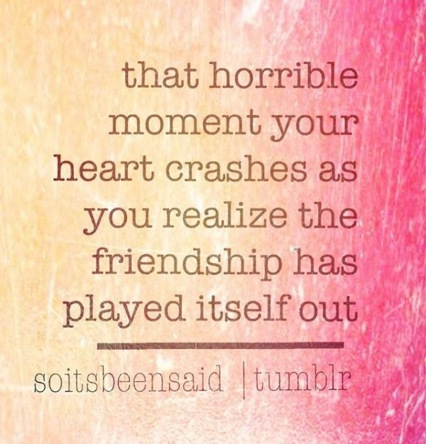 Saying Quotes About Sadness: Sad Quotes Best Friends Past And. QuotesGram