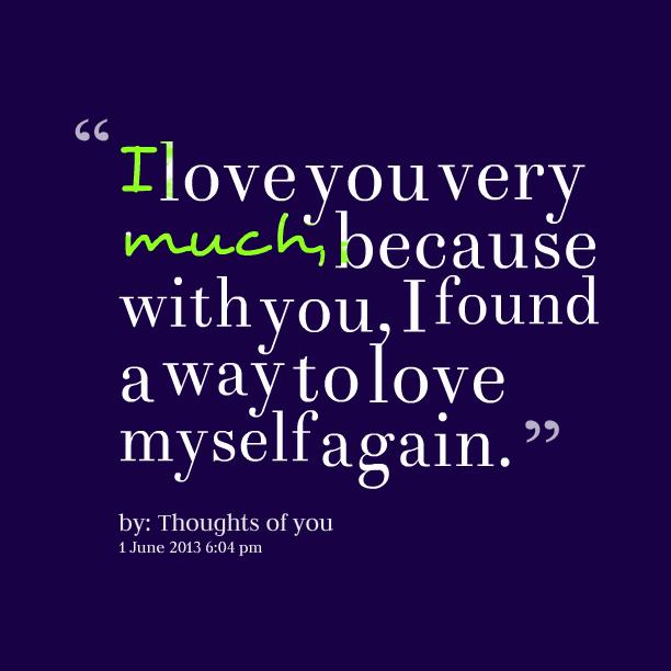 Love Found Me Quotes: I Found You Quotes. QuotesGram