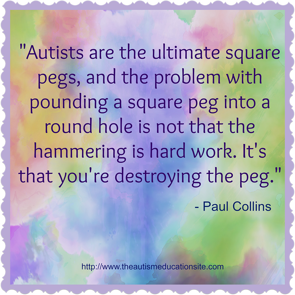 Inspirational Quotes About Autism. QuotesGram