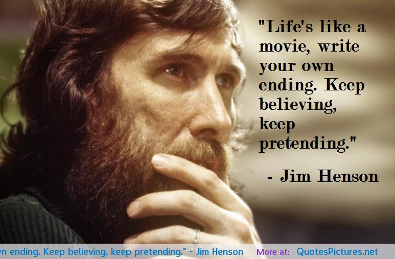 Jim Henson Famous Quotes. QuotesGram