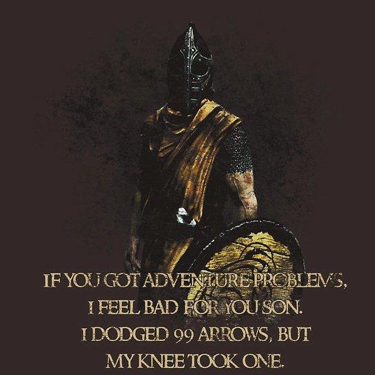 Skyrim Quotes