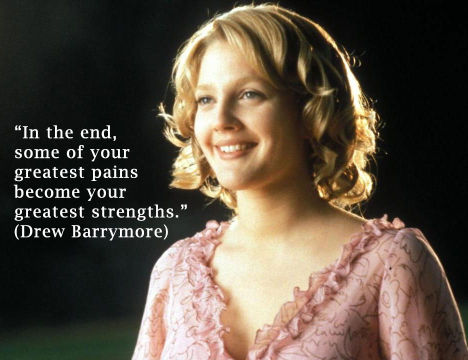 the life of drew barrymore Drew barrymore, producer: never been kissed since melting audiences' hearts - at the age of six - in steven spielberg's beloved sci-fi blockbuster, et the extra-terrestrial (1982), drew barrymore has emerged as one of the most endearing and talented actresses of her generation.