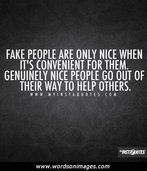 Fake Friends Quotes And Sayings. QuotesGram
