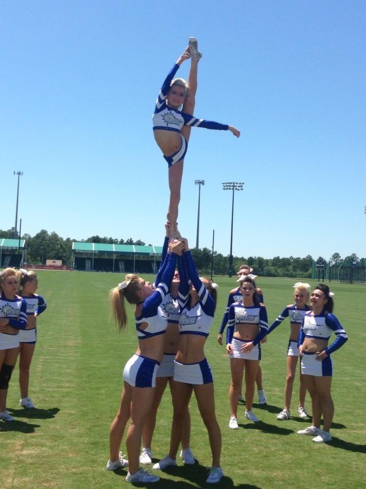 cheerleading a sport essay