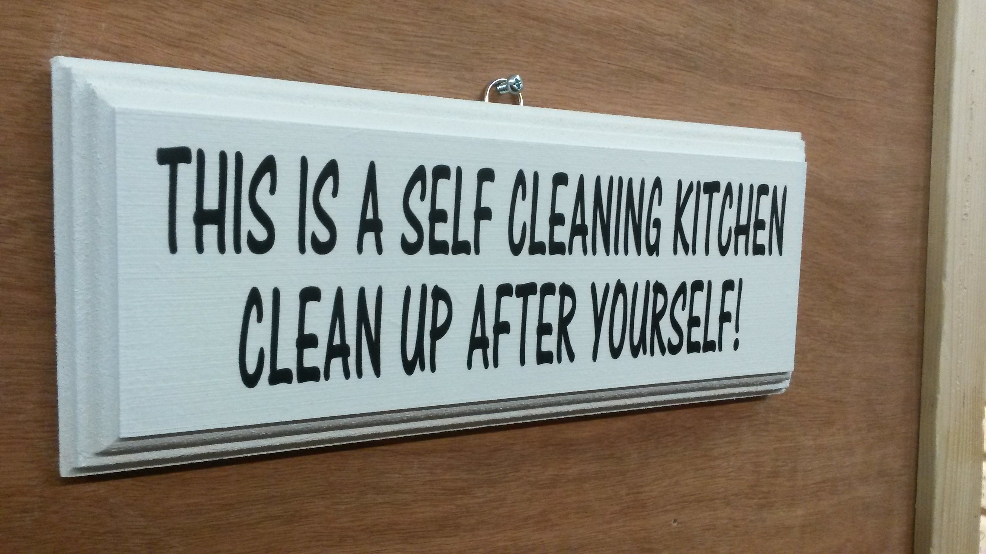 Kitchen Clean Up Quotes Quotesgram