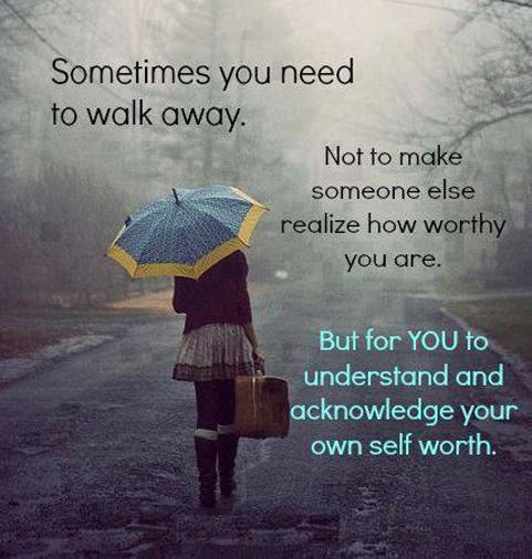 Walking Away Quotes. QuotesGram