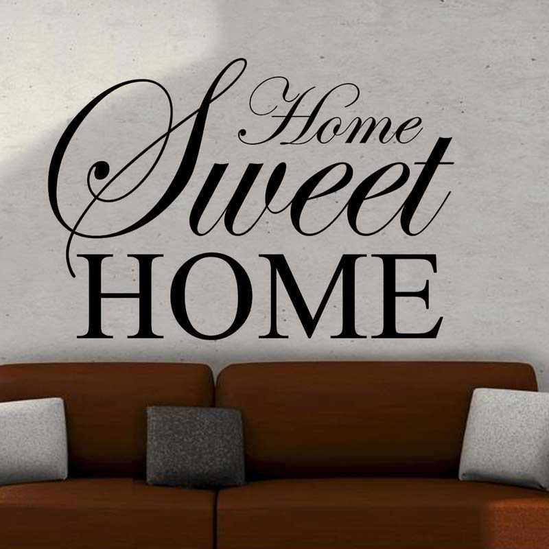 Home sweet home quotes quotesgram for Home sweet home quotes