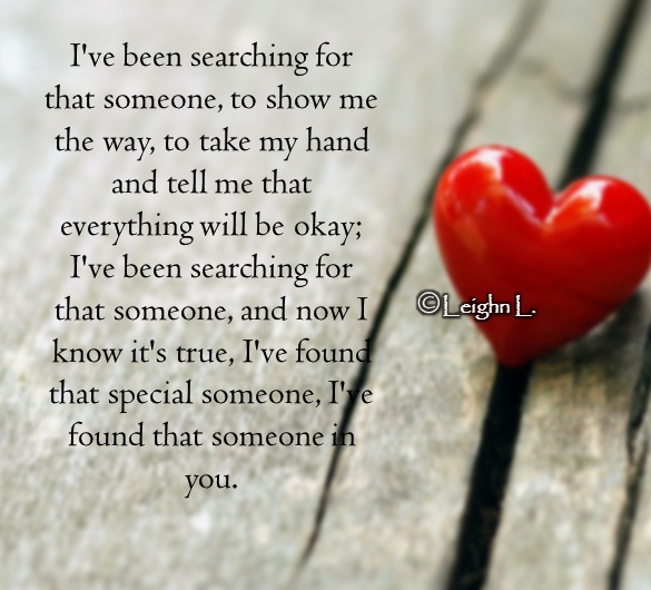 Quotes About Someone Being Special To You: Found Someone Special Quotes. QuotesGram