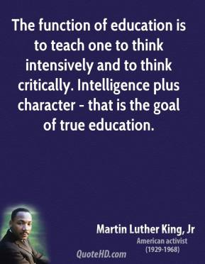 martin luther king leadership traits