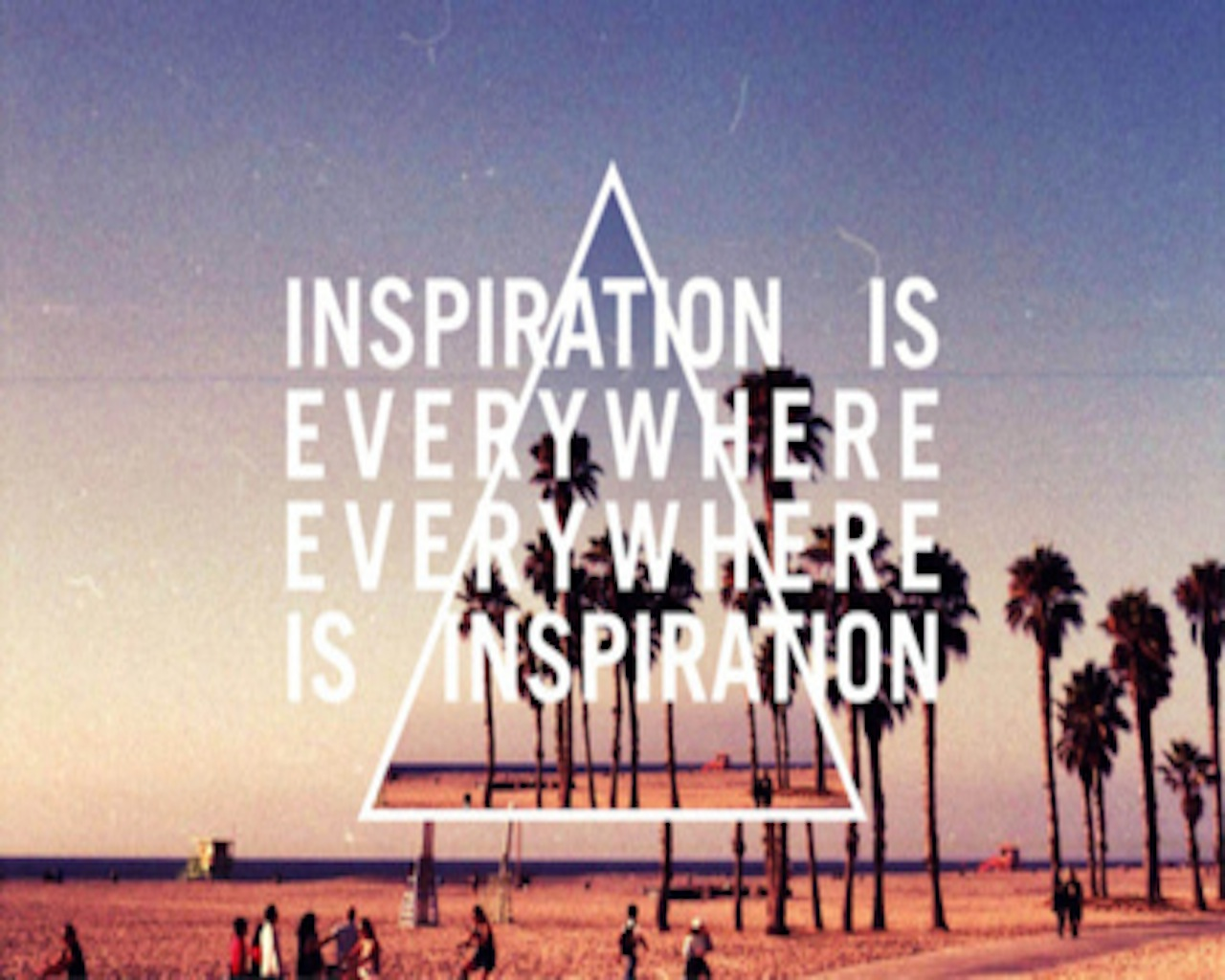 Inspiration Is Everywhere Quotes. QuotesGram