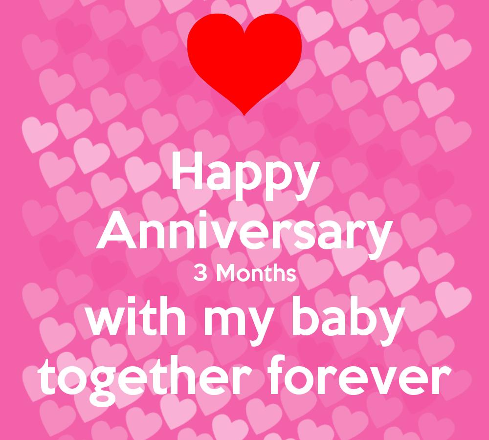 Anniversary Quotes Quotesgram: 3 Month Anniversary Quotes. QuotesGram