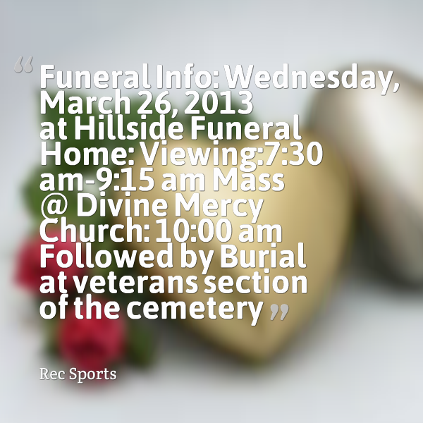 Funeral Home Quotes. QuotesGram