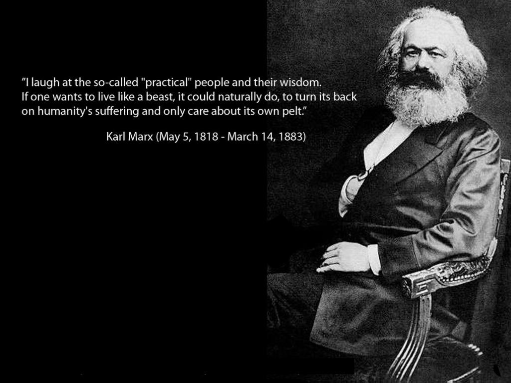 a life and works of karl marx When karl was only 17 he was admitted to study law at the university of berlin   marx was heavily influenced by the work of georg wilhelm friedrich hegel,.
