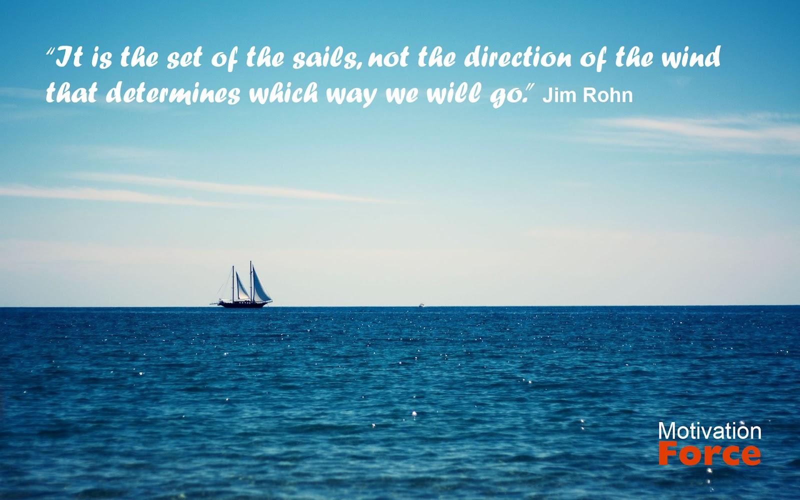 Sailing Picture Quotes: Set Sail Quotes. QuotesGram