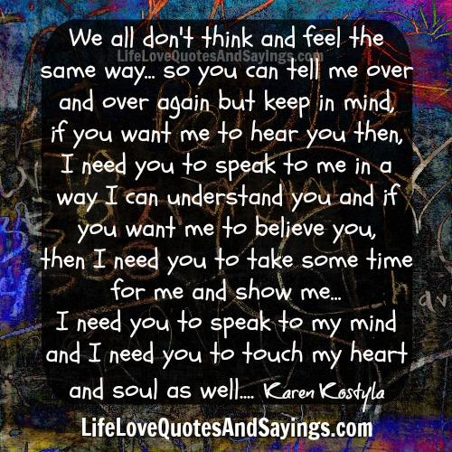 Love Each Other When Two Souls: Soul Quotes And Sayings. QuotesGram