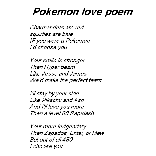 Love Quotes About Life: Pikachu Love Quotes. QuotesGram