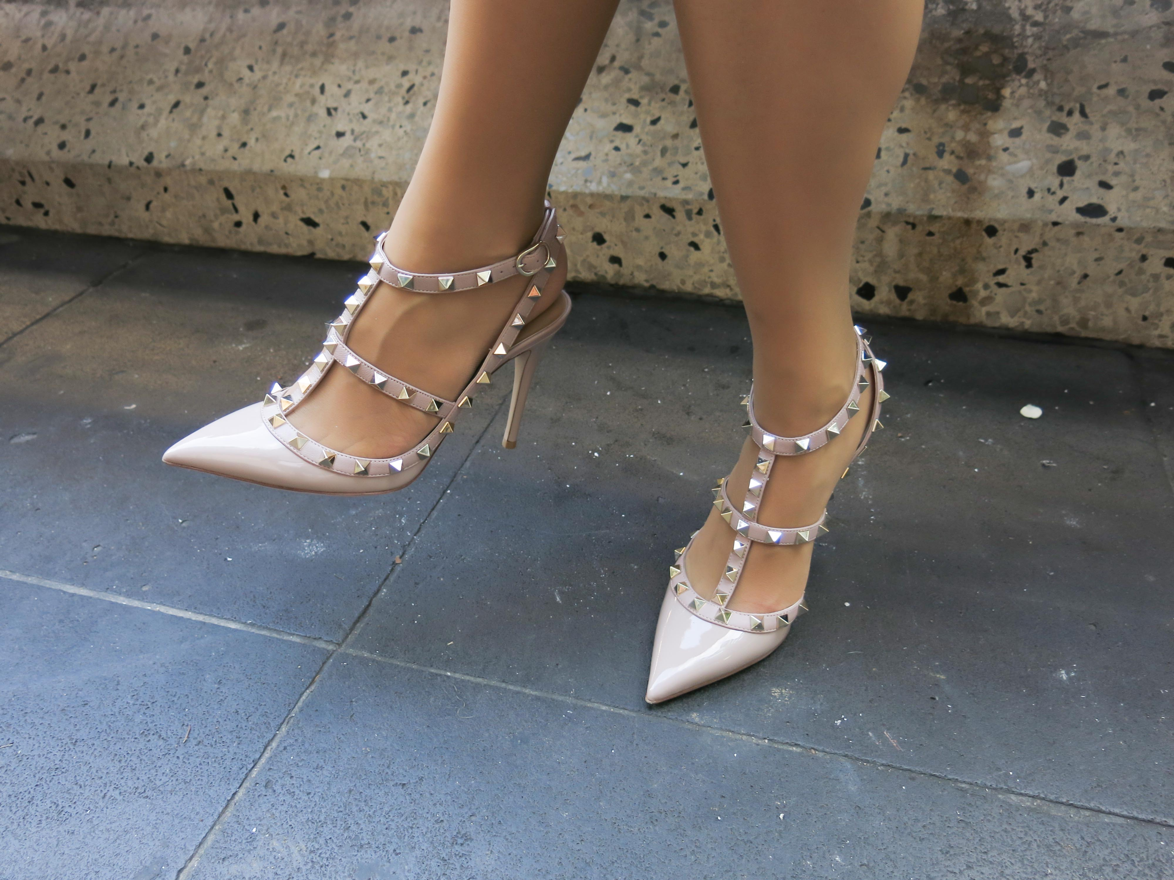 Valentino Shoes Size Guide