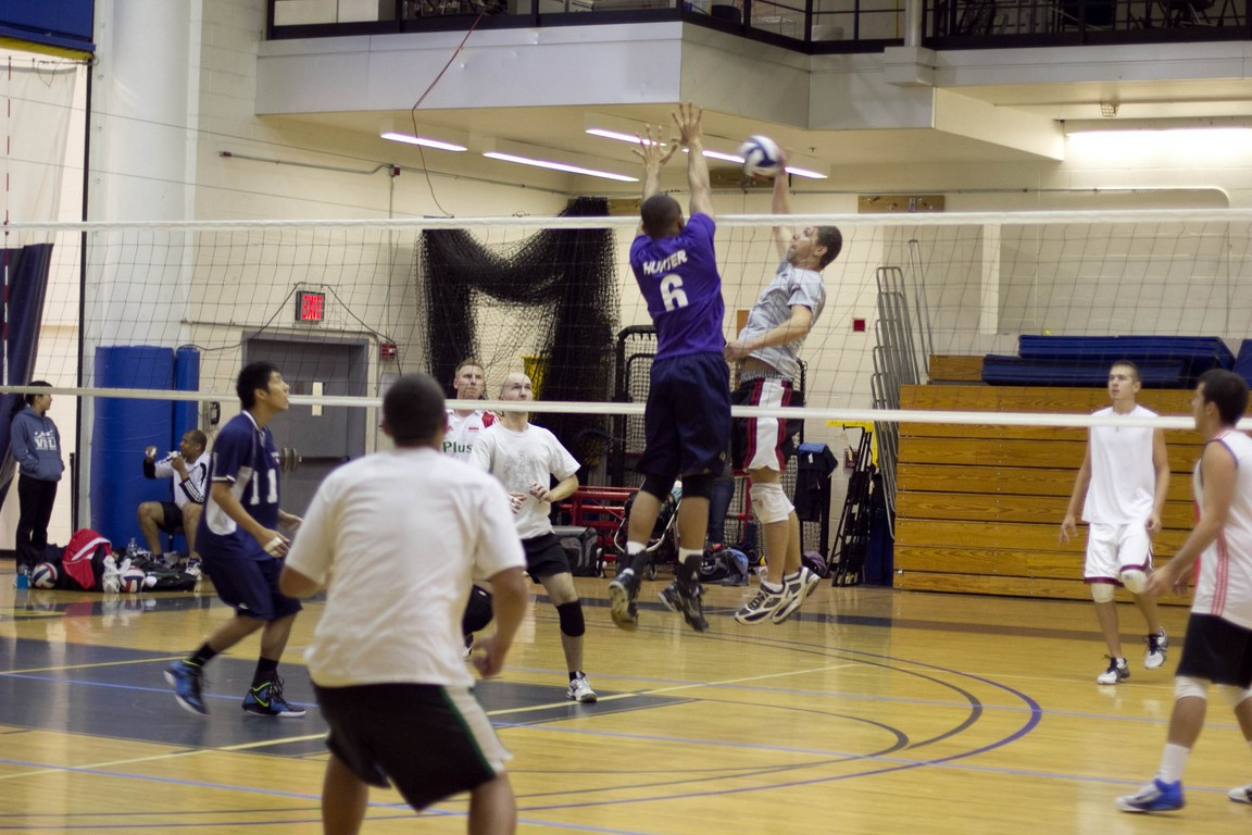Indoor Volleyball