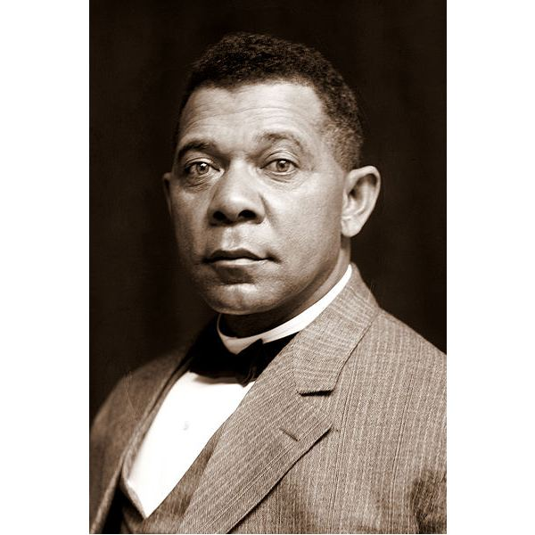 biography of booker t washington an african american educator author orator and advisor to president Quote of the day: booker t washington on economic independence quote of the day: booker t washington on economic independence.
