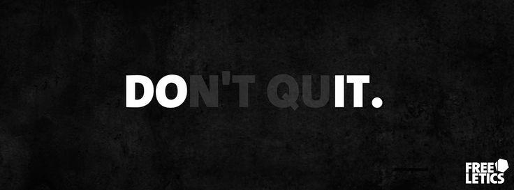 Sports Quotes Quitting Quotesgram