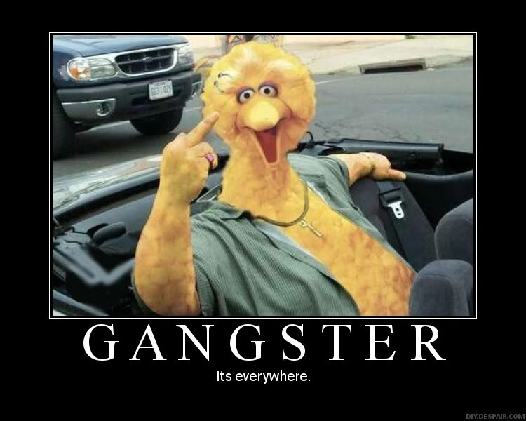 Funny Gangster Quotes Quotesgram