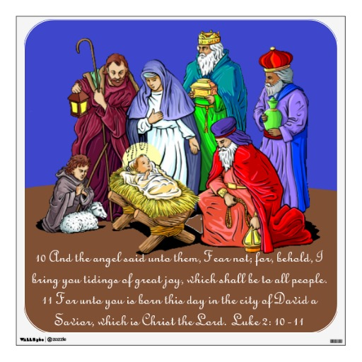 Nativity Biblical Quotes Quotesgram