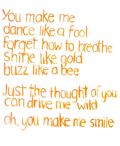 🌈 You make me laugh quotes
