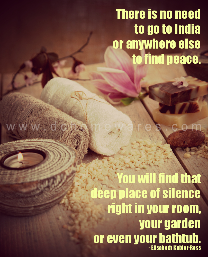 Friday Spa Quotes