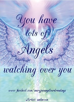 Angels Watching Over You Quotes Quotesgram