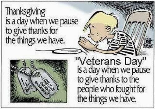 Veterans Sacrifice Quo...