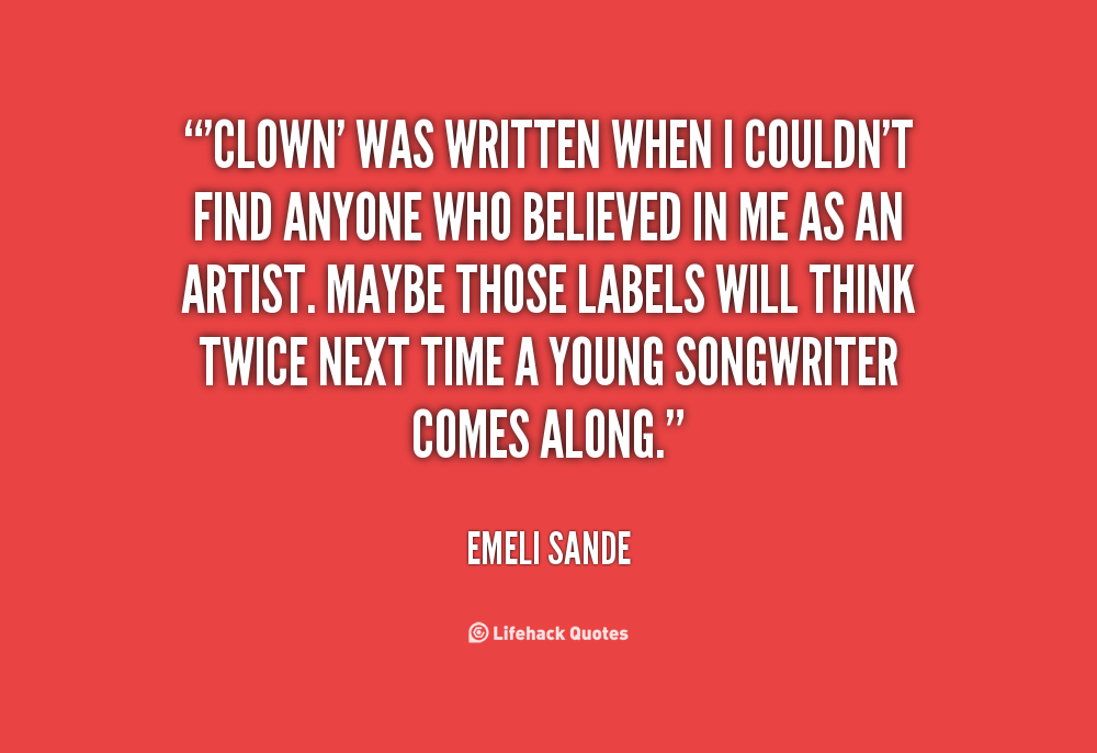 Scary Clown Quotes And Sayings. QuotesGram