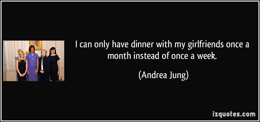 Dating only once a week