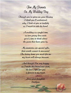 Quotes From Mother To Daughter On Wedding Day QuotesGram