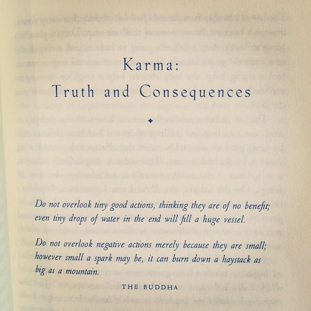 Good Karma Quotes Buddha. QuotesGram