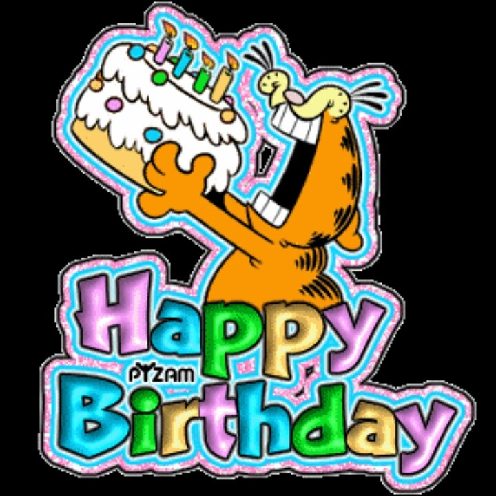 Garfield Birthday Quotes Quotesgram