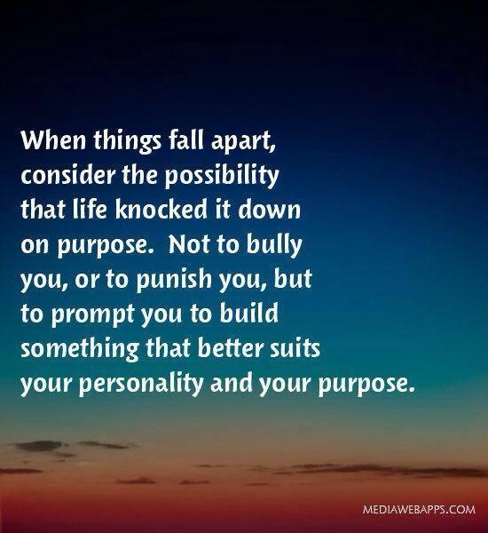 Were Falling Apart Quotes Quotesgram