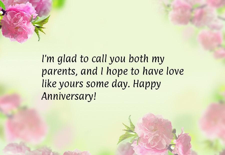 Happy anniversary quotes for parents quotesgram