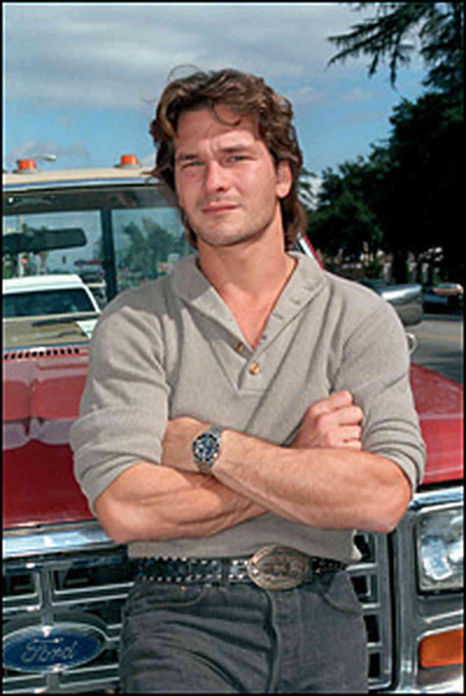 Patrick Swayze A Life In Pictures: Ghost Patrick Swayze Quotes. QuotesGram