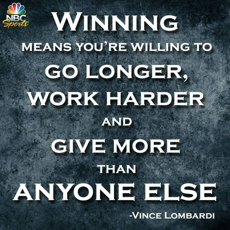 Motivational Quotes About Success: Vince Lombardi Inspirational Quotes. QuotesGram